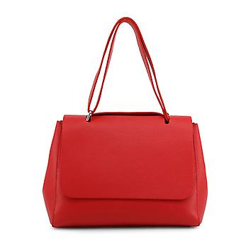 Made In Italia Isotta Women Red Shoulder bags -- ISOT828720