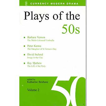 Plays of the 50s - v. 2 Book