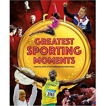 Greatest Sporting Moments - 9781786708748 Book