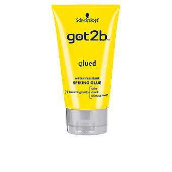 Schwarzkopf Got2b Glued Water Resistant Spiking Glue 150 Ml Unisex