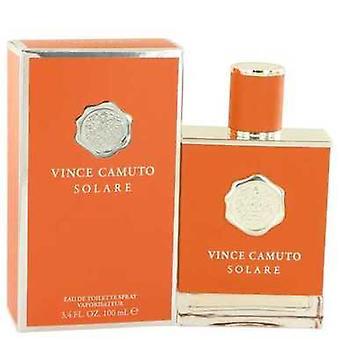 Vince Camuto Solare By Vince Camuto Eau De Toilette Spray 3.4 Oz (men) V728-526549