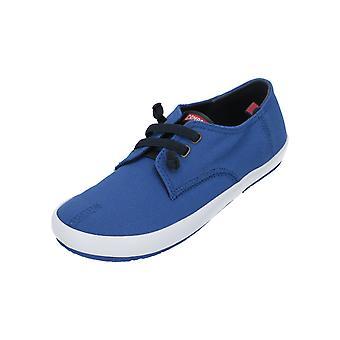 Camper Peu 18872-026 Uomo Herren Sneaker Schnür-Schuhe blau NEU OVP Sale