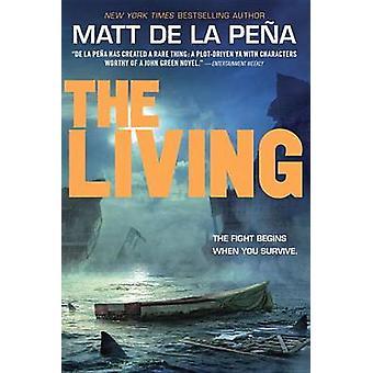 The Living by Matt De La Pena - 9780385741217 Book