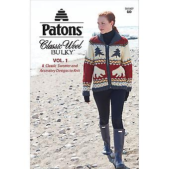 Patons Sweaters & Accessories Pa 1007