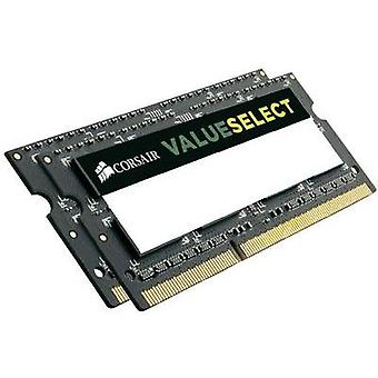 Laptop RAM kit Corsair CMSO16GX3M2A1333C9 16 GB 2