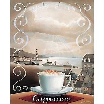 Cappuccino Poster Print by Jasper