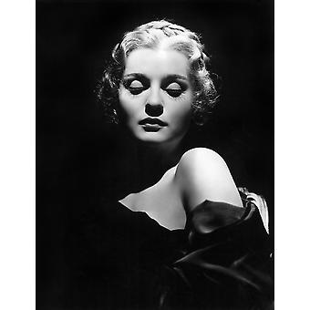 Wir leben wieder Anna Sten 1934 Photo Print