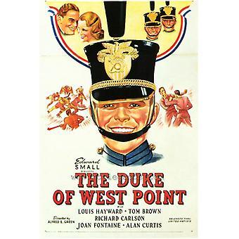 Der Herzog von West Point Movie Poster drucken (27 x 40)
