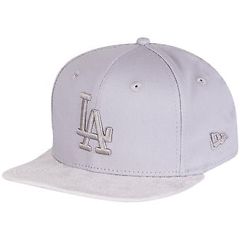 New era original-fit Snapback Cap - SUEDE VISOR LA Dodgers
