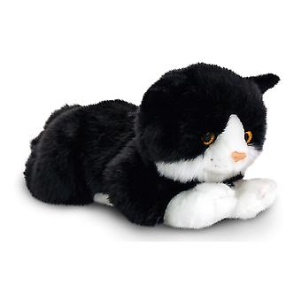 Keel Toys Smudge Black Cat