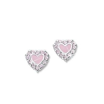 Princess Lillifee children kids earrings silver PLF7/12 – 477130