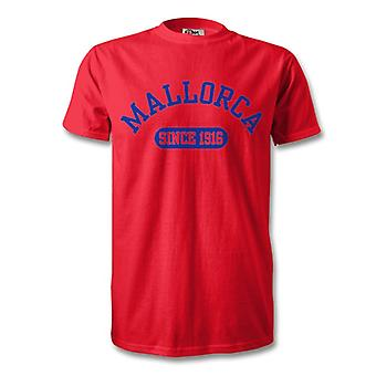 Mallorca 1916 Established Football Kids T-Shirt