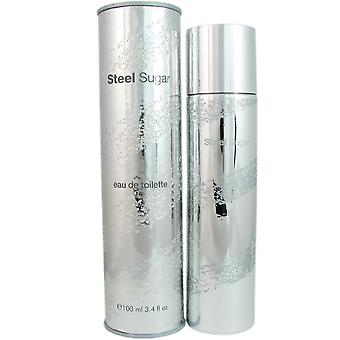 Steel Sugar For Men By Aquolina 3.4 oz EDT Spray