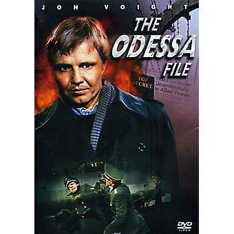 Importare File di Odessa [DVD] Stati Uniti d'America