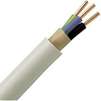Sheathed cable NYM-J 3 G 1.50 mm² Grey Kopp 150825001 25 m
