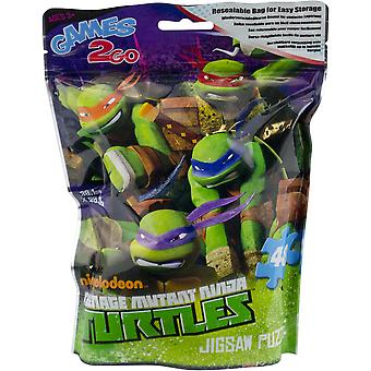 Official | TMNT | Games 2 Go Puzzle | Teenage Mutant Ninja Turtle Jigsaw