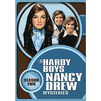 The Hardy Boys Nancy Drew Mysteries: Season Two [5 Discs] [DVD] USA import