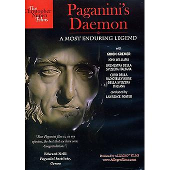 N. Paganini - Paganini's Daemon-meeste Enduring opschrift [DVD] USA import