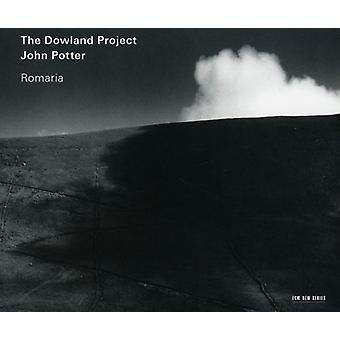 Dowland Project - Romaria [CD] USA import