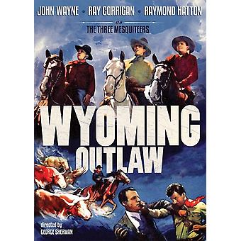 Wyoming Outlaw (1939) [DVD] USA import