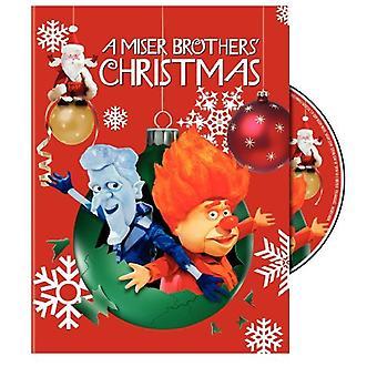 Gjerrigknark Brothers Christmas [DVD] USA importere