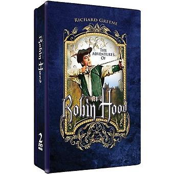 Adventures of Robin Hood - Adventures of Robin Hood (1955-56) [DVD] USA import