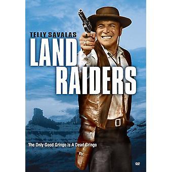 Land Raiders [DVD] USA import
