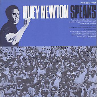 Huey P. Newton - Huey Newton spreekt [CD] USA importeren