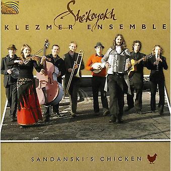 She'Koyokh Klezmer Ensemble - Sandanski's Chicken [CD] USA import