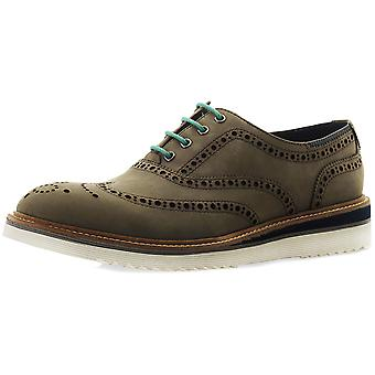 Goodwin Smith Calder Mens Lace Up Brogue Shoes  AND COLOURS