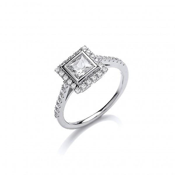 Cavendish French Cut Above the Rest Ring
