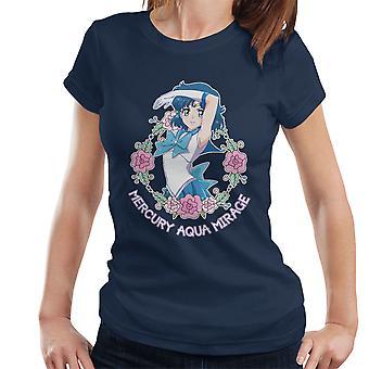 Sailor Moon Mercury Women's T-Shirt