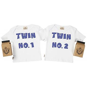 Spoilt Rotten Twin No.1 & No.2 Toddler T-Shirt