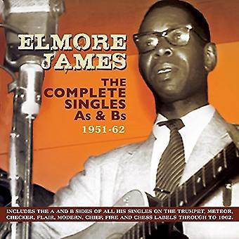 Elmore James - James Elmore-Complete Singles come & importazione USA b [CD]