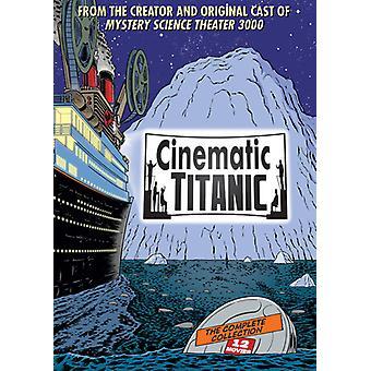 Cinematic Titanic: Die komplette Sammlung [DVD] USA import