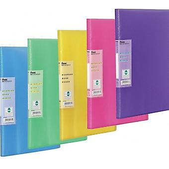 Affichage de Pentel livre dossiers Pack de 5 couleurs assorties