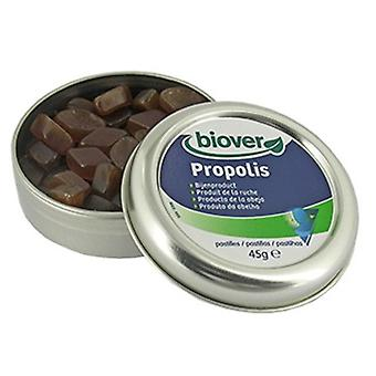 Biover Propolis tablets 45g (Vitamins & supplements , Royal jelly, bee pollen & propolis)