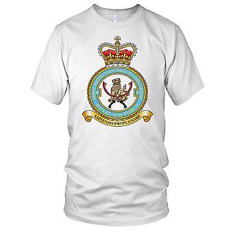 RAF Royal Air Force 8 Force Protection Wing Mens T Shirt