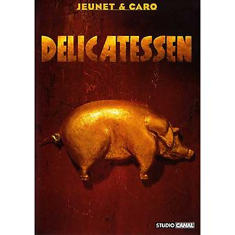 Delicatessen Movie Poster (11 x 17)