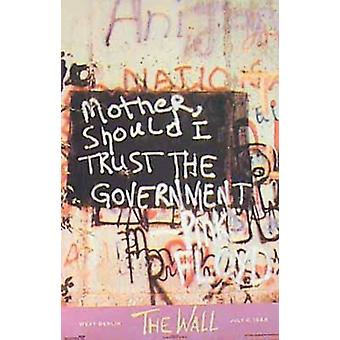 THE WALL Poster Poster Print