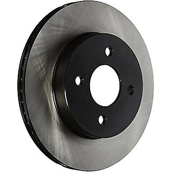 Centric Parts 120.62038 Premium Brake Rotor with E-Coating
