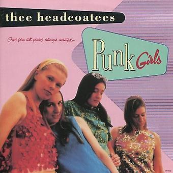 Dig Headcoatees - Punk piger [Vinyl] USA importerer