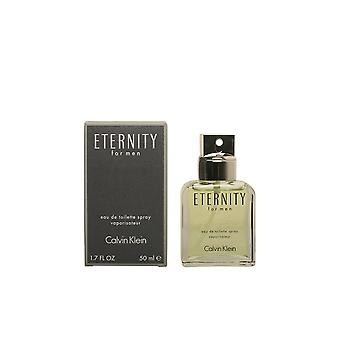 Calvin Klein Obsession Eternity Men Eau De Toilette Vapo 50ml Spray Sealed Boxed