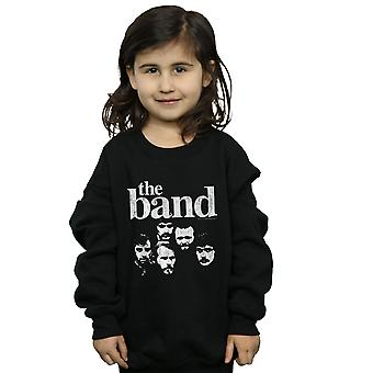The Band Girls Mono Heads Sweatshirt