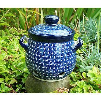 Garlic pot 900 ml, height 15 cm, unique 22 - BSN 10538