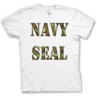 Womens T-shirt - US Navy Seals Elite
