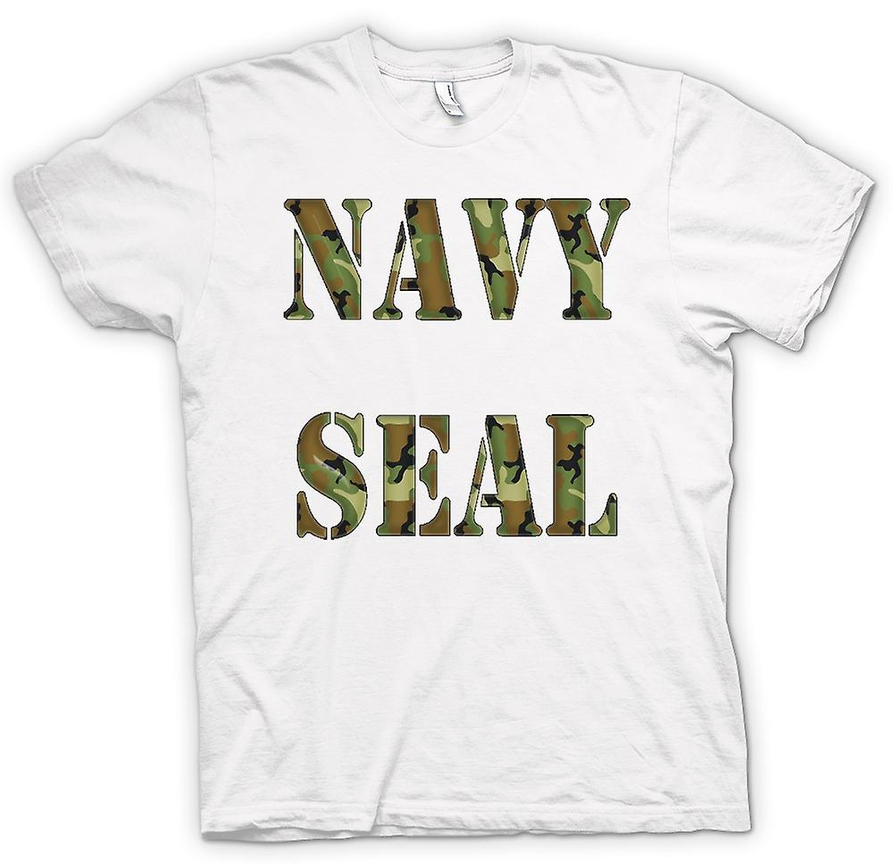 Womens T-shirt - US Navy Seals Elite