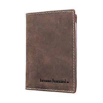 Bruno banani credit card holder card business card holder leather D.Braun 1246
