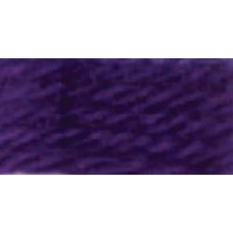 DMC Tapestry & Embroidery Wool 8.8yd-Dark Lavender