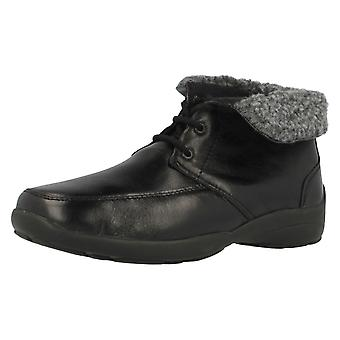 Ladies Easy B Ankle Boots Bell